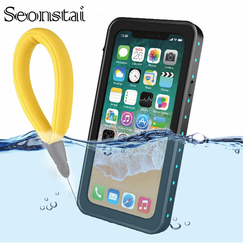 Aliexpress.com : Buy For iPhone X/Xs/Xs Max/XR Snowproof Case 360 Degree Protection Shockproof