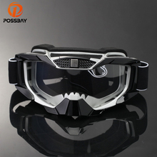 Motocross Motorcycle Ski Goggles Off Road Motociclista Windproof Glasses Dirt Bike Motorbike Accessories Outdoor Sport Goggles