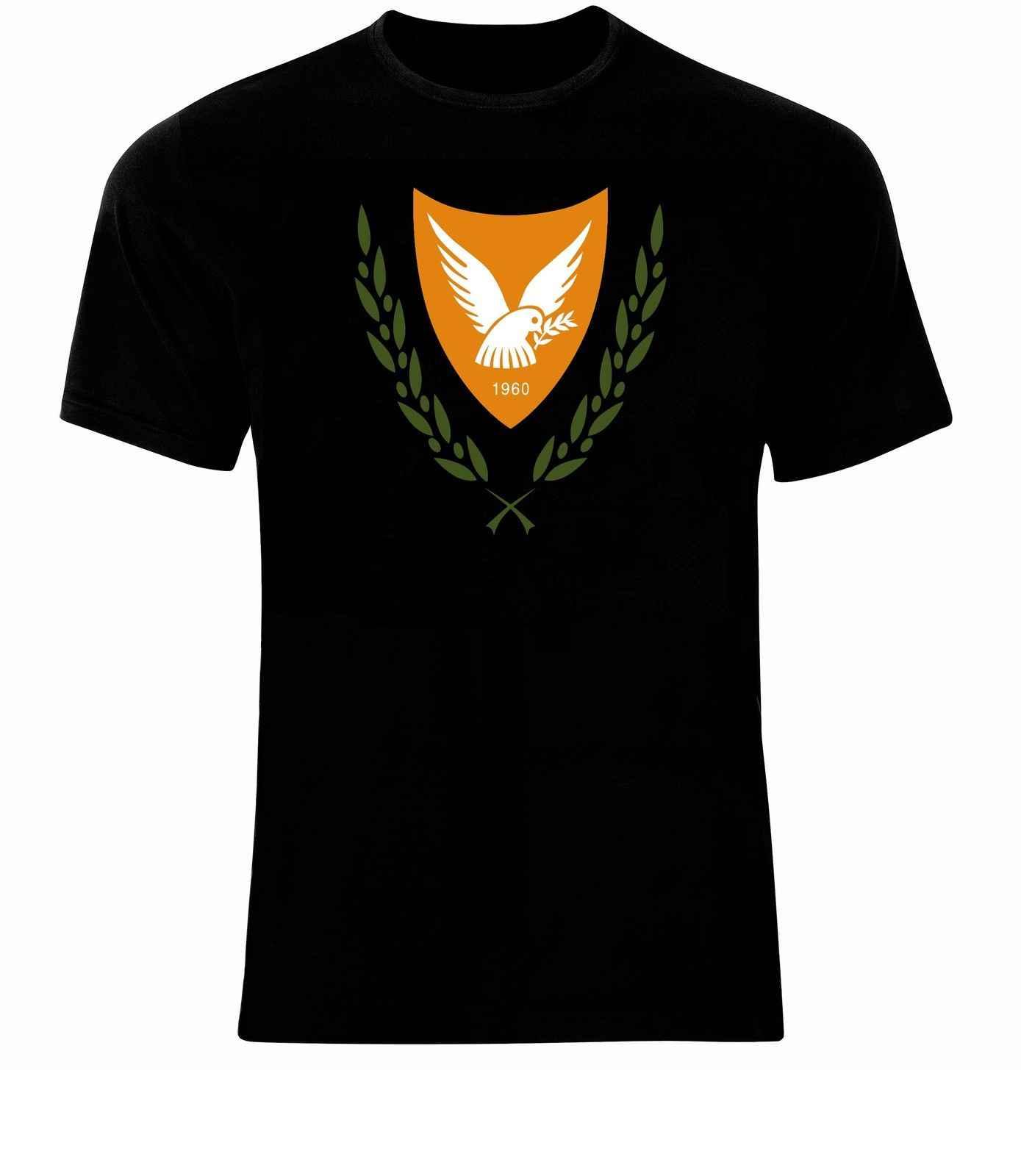 Пальто с гербом киприотского оружия, футболка с флагом всех размеров