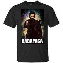 John Wick Shirt - I Am Baba Yaga T for Men T-Shirt Fashiont Free Shipping Top Tee 2018 New Plus Size
