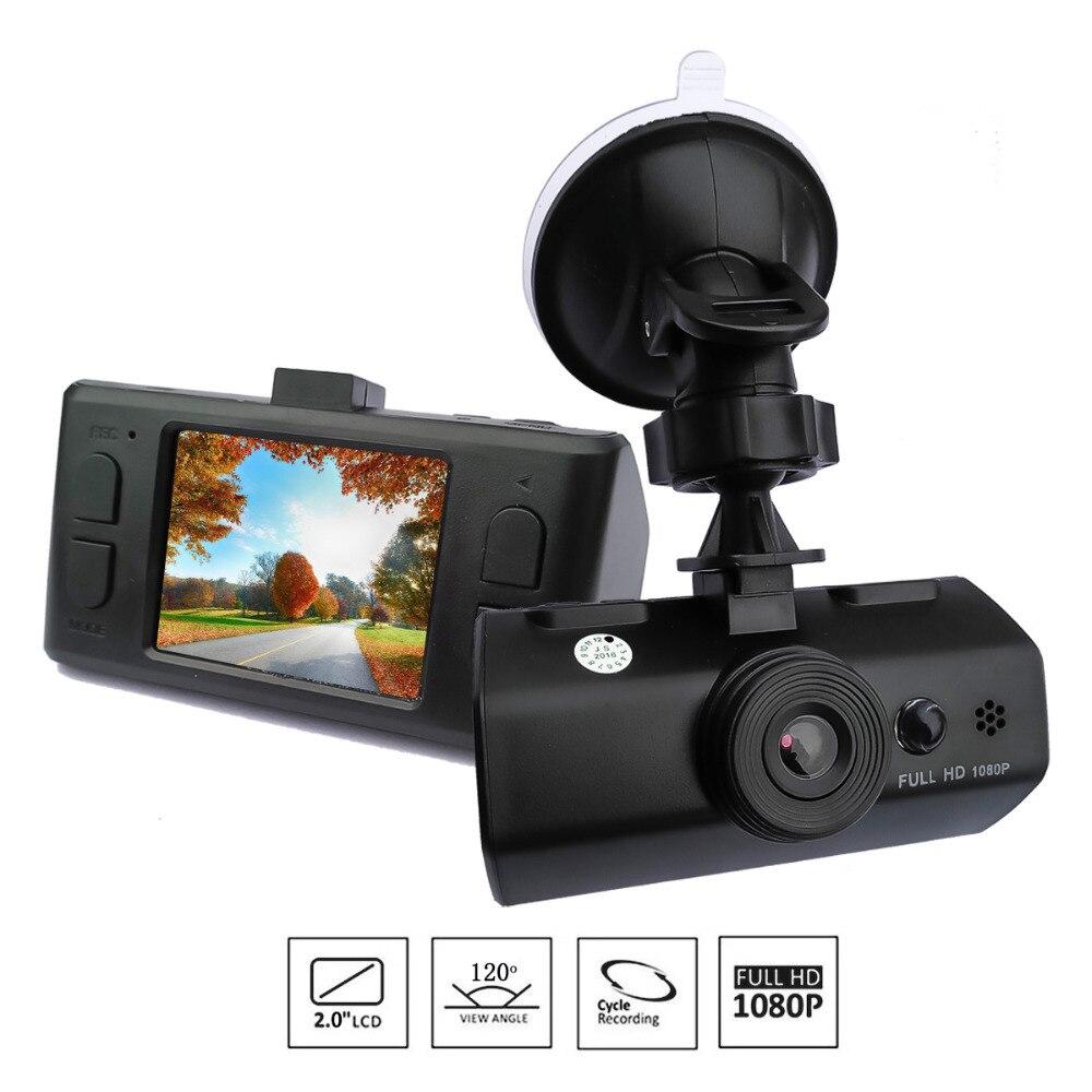 NEW HD1080P Car DVR Video Recorder Mini Car Camera Multiple Languages Dash Cam LED Night Vision Recording Registrator