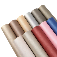 Давид аксессуары 20*34 см простой цвет Bump текстура искусственная Синтетическая кожа ткань, DIY HairBow Сумки ремесла материал, 1Yc6732