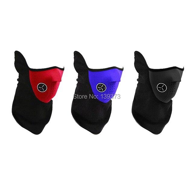Спорта на открытом воздухе маска зима лыжи сноуборд ветрозащитный теплый велоспорт маска мотоцикл Bicyle велоспорт маска бесплатная доставка