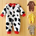 Baby Rompers Autumn Girl Clothing Sets Roupa Bebes Cotton Spring Baby Boy Clothing Cartoon Newborn Baby Clothes Infant Jumpsuits