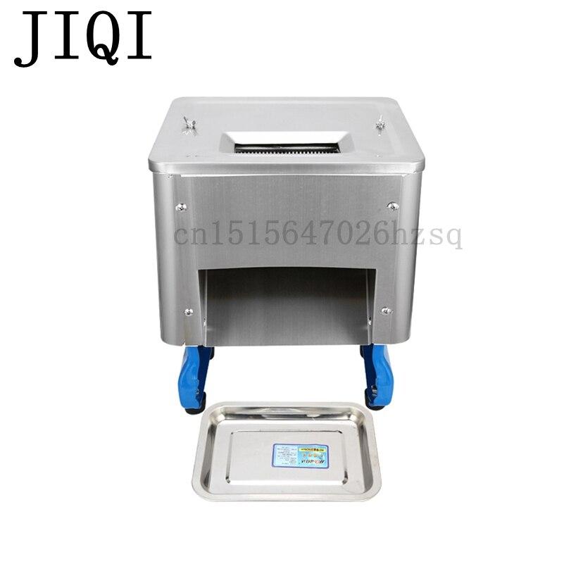 JIQI 商用肉グラインダー多機能肉切断機食品スライスさいの目  グループ上の 家電製品 からの 肉グラインダー の中 3