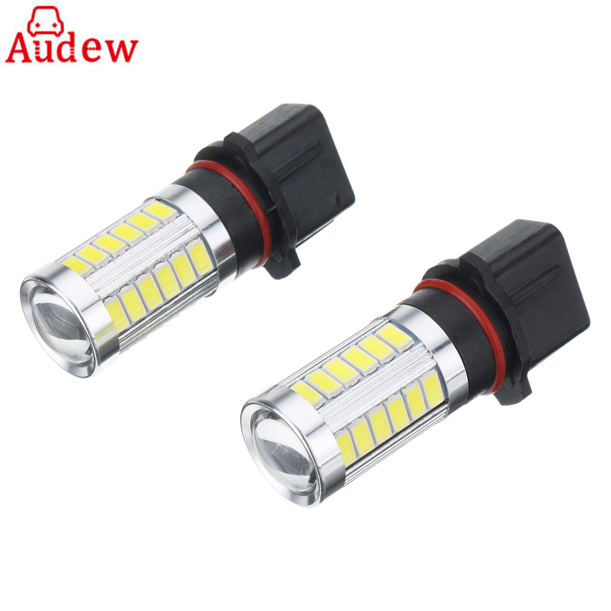 2pcs P13W Car High Power LED Bulbs Daytime Running Lights PSX26W Fog Lamps LED Bulbs for Audi A4/B8/Q5 for Mazda for Toyota for lexus rx gyl1 ggl15 agl10 450h awd 350 awd 2008 2013 car styling led fog lights high brightness fog lamps 1set