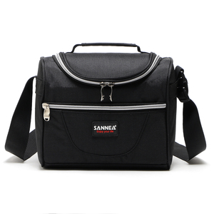 Image 2 - SANNE 5L Thermo Lunch Bag Waterproof Cooler Bag Insulated Lunch Box Thermal Lunch Bag for Kids Picnic Bag Simple and Stylish
