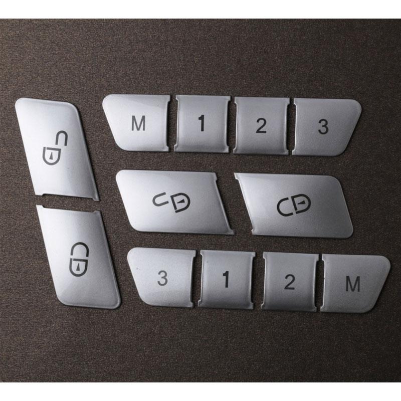 Mercedes-Benz CLA / GLA / GLK / GLE / CLS / GL / ML / A / B / E - Автокөліктің ішкі керек-жарақтары - фото 3