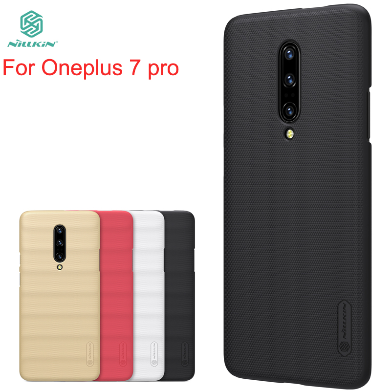For Oneplus 7 pro Case Cover NILLKIN High Quality Fitted Cases For Oneplus 7 pro Super Frosted Shield For Oneplus 7 proFor Oneplus 7 pro Case Cover NILLKIN High Quality Fitted Cases For Oneplus 7 pro Super Frosted Shield For Oneplus 7 pro