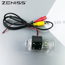 Zeniss NightVision Impermeabile di Retrovisione di Inverso DELLA MACCHINA FOTOGRAFICA Per BMW E46 E39 X3 X5 X6 E60 E61 Luce Della Targa camera
