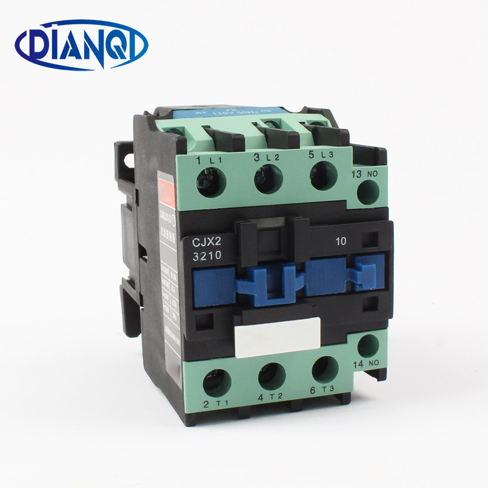 цена на auxiliar de partida KOHTAKTOP contactor CJX2-3210 LC1 3210 ac contactor 220V AC 32A 50HZ/60HZ lc1 3210 220v
