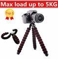 Dslr camera tripod Load-Bearing to 5KG Gorillapod Type Monopod Flexible Tripod Leg Mini Tripods for Digital Camera Holder