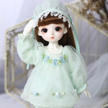LCC  Marie  1/6 BJD SD Girls Doll Suit Fullset Oueneifs Yosd Littlefee Resin Toys Free Eyes