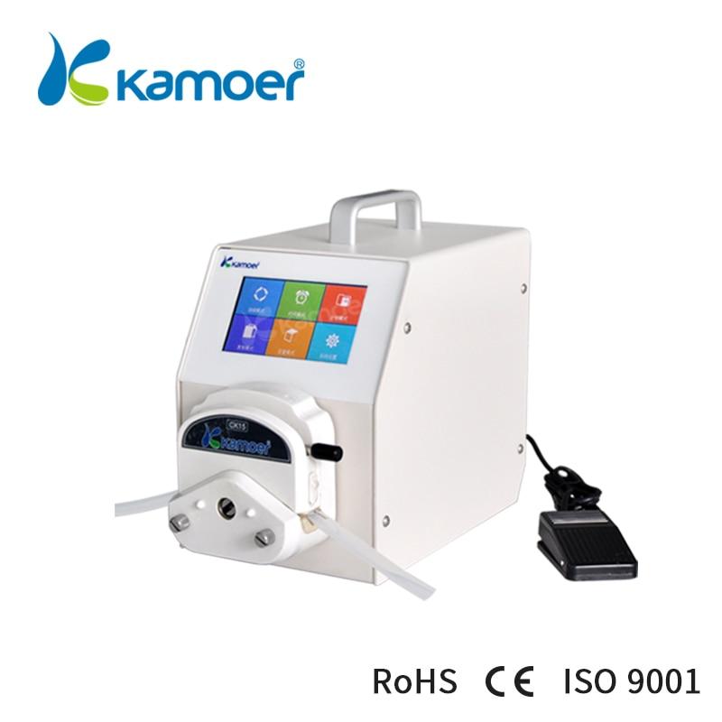 Kamoer digital peristaltic pump dispenser kamoer digital peristaltic pump dispenser