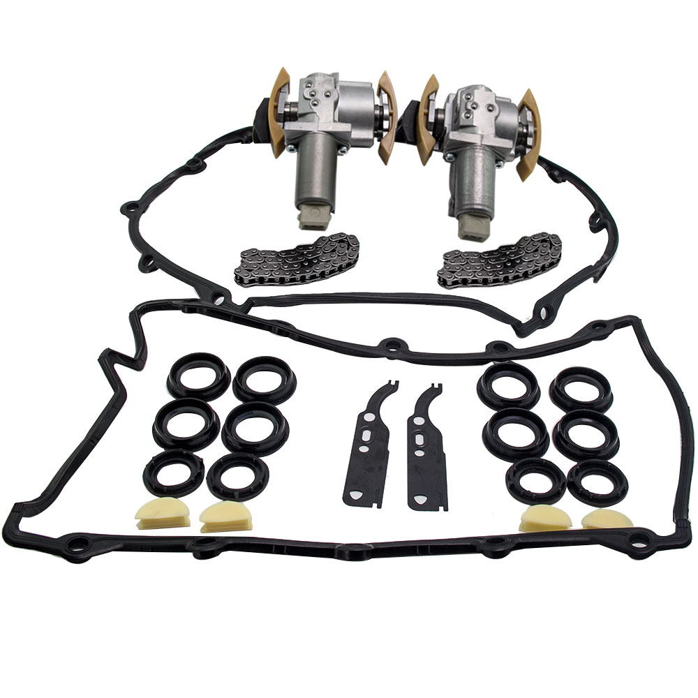 left  u0026 right timing chain tensioner camshaft full kit for audi a6 a8 fit vw touareg 077109088c