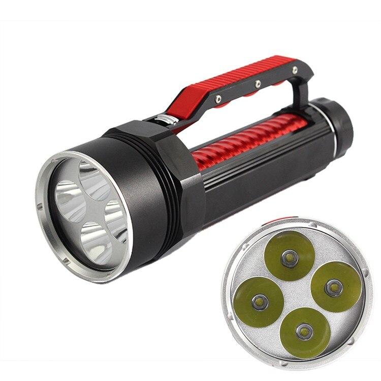 Lanterna À Prova D' Água LED Underwater