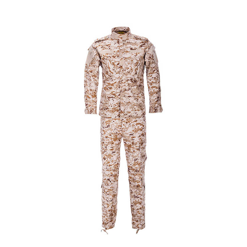 Special Forces Tactical Men Army Camouflage Military Uniform Long Sleeve Soldier Army Suit Combat Jacket Pants Set US Size