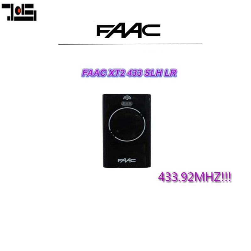 For FAAC XT2 XT4 433 SLH LR Replacement  Gate Door Remote ControlFor FAAC XT2 XT4 433 SLH LR Replacement  Gate Door Remote Control