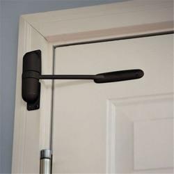 Free shipping 20-70KG Zinc Alloy Spring Door Closer Automatic Door Closer Mounted Door Stops Adjustable Surface Door Closer