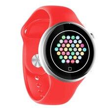 Herzfrequenz Smartwatch Tragbare Geräte mit Bluetooth Smart Uhr Telefon für Ipone Samsung Huawei Xiaomi Uhren inteligentes