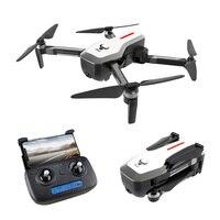 SG906 Mini drone GPS 5G WIFI FPV RC Drone 4 K Fırçasız Özçekim ile Drones Kamera HD RC dört pervaneli helikopter Katlanabilir dron VS VISUO XS809HW