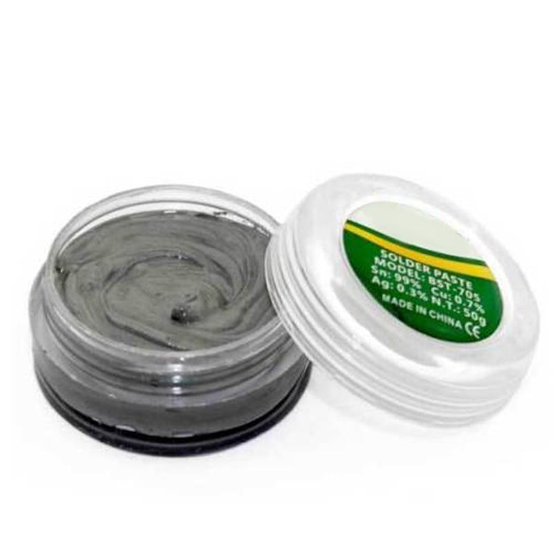 Strong Adhesive Lead Soldering Paste Solder Flux Paste Cream for PCB BGA Solder Paste