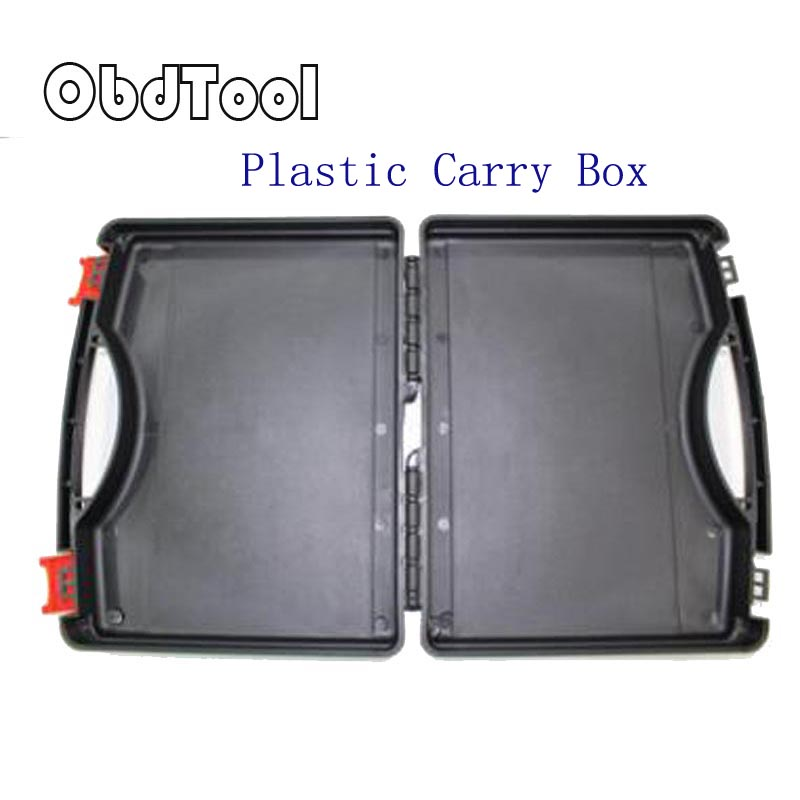 Black Plastic Carry Box for Mini Car Jump Starter Engine Booster Car Emergency Jump Starter Car Power Bank Charger