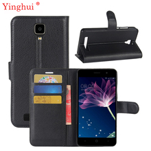 For Doogee X10 Case Cover Hight Quality Flip Leather Phone Case For Doogee X10 Book Style Stand Cover For Doogee X10
