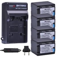 4pcs VW VBK360 Camera Battery+Digital Charger for Panasonic HDC HS80 SD40 SD60 SD80 SDX1 SDR H100 H85 H95 HS60 HS80 TM60