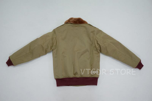 Image 5 - BOB DONG Repro Tipo B 10 Bomber Giacca Vintage Mens US Air Force Volo Unifrom