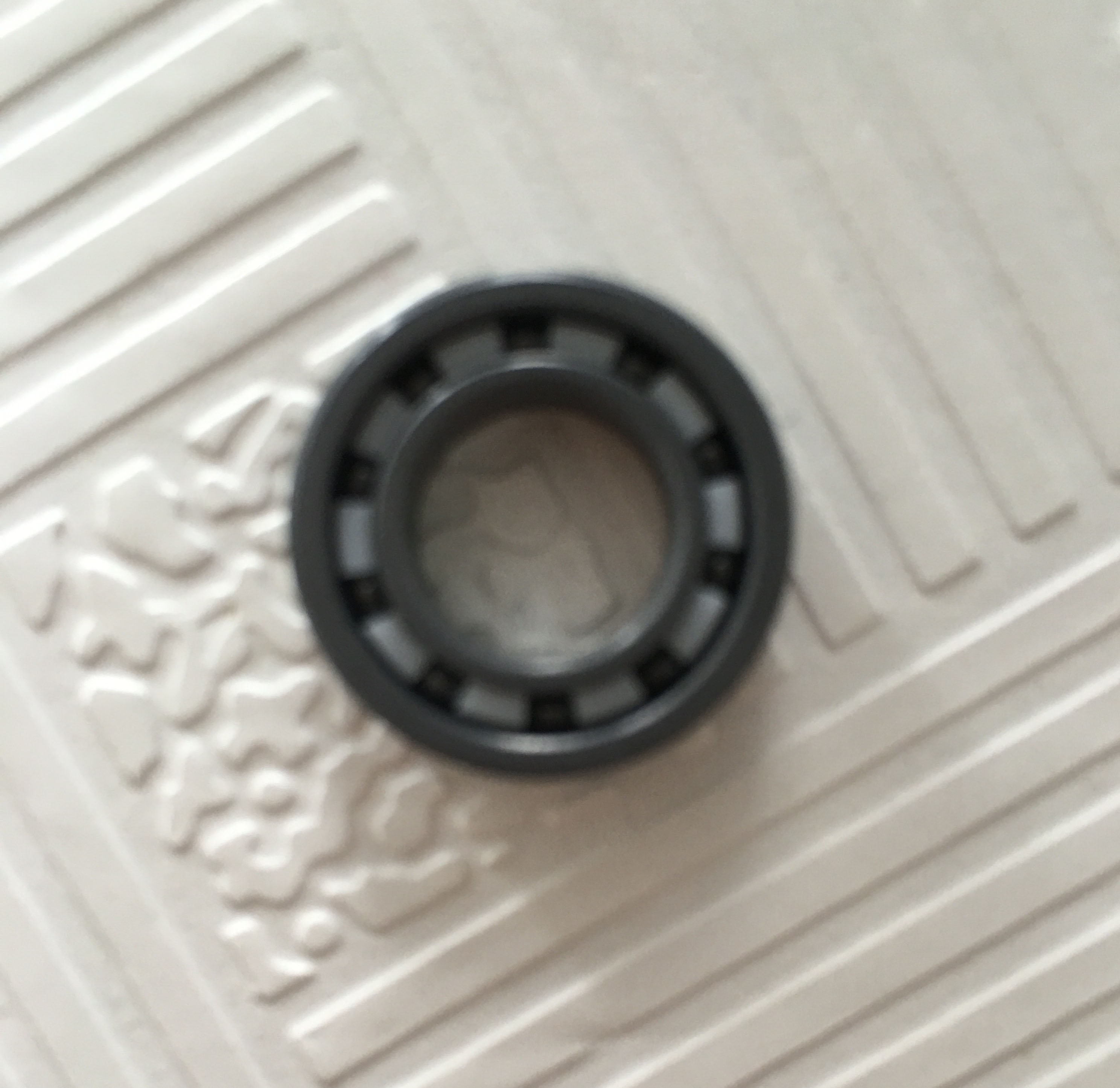Free shipping high quality 6916 full SI3N4 ceramic deep groove ball bearing 80x110x16mm
