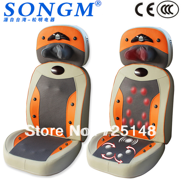 Shiatsu Massage Chair Portable Electric Massage Cushion