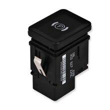 Автомобильный стояночный тормоз переключатель для Passat B6 Кнопка Ручного Тормоза переключатель Замена для VW Passat B6 R36 C6 Cc 3C0927225C черный