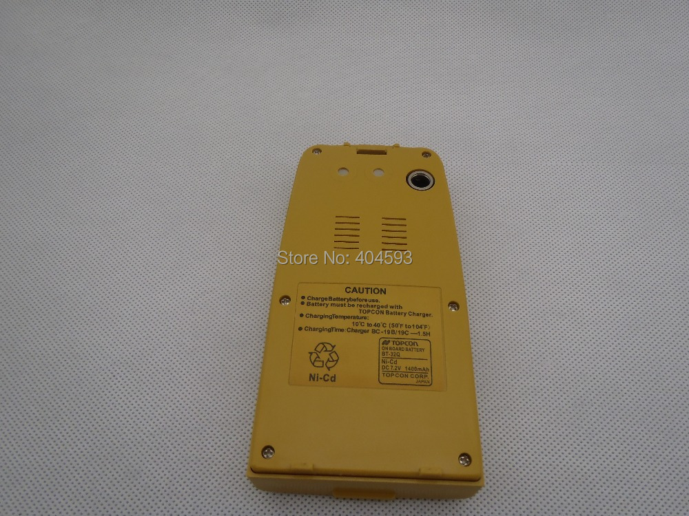 Do BT-32Q bateria para Topcon GTS-220 / 210 / 200 / GPT-1003 series