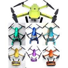 DJI Mavic pro Accesorios piel/etiqueta impermeable para DJI Mavic pro drone Cuerpo brazo controler alejado Accesorios