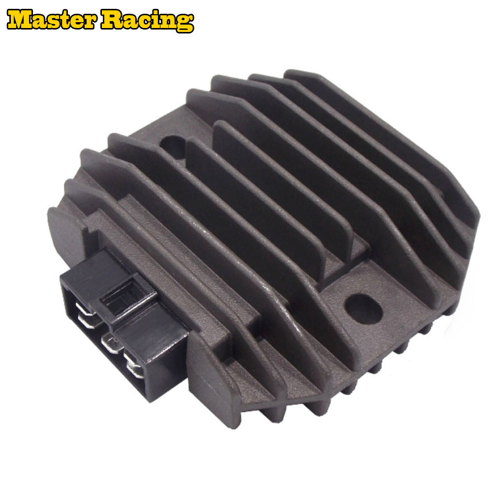 Motorcycle Voltage Regulator Rectifier For Yamaha YBR 125 250 XJ600 N YZF R125 R15 regulator Suzuki <font><b>DR</b></font> 650 Vespa Piaggio GT <font><b>200</b></font> image