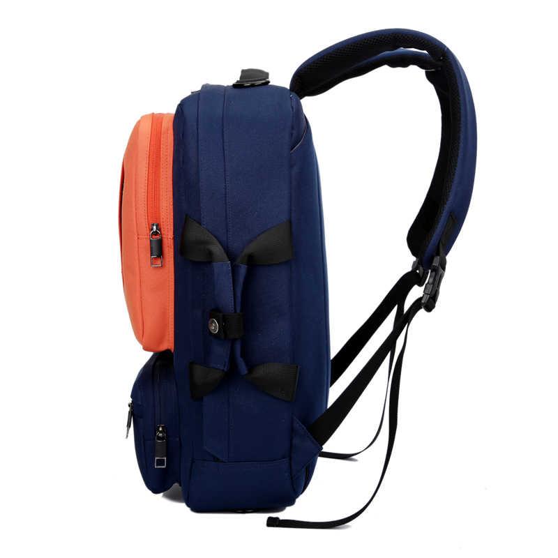 """Рюкзак для ноутбука, сумка-мессенджер, сумки 3 в 1, дизайнерский чехол для ноутбука на плечо, портфель для Dell acer lenovo 15,6 """"17"""""""