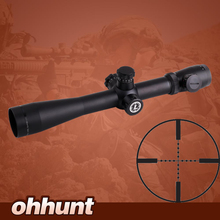 Leupold Rifle Scope Mark 3 5 10X40 M1 Hunting Riflescope Mil Dot Red Green Illuminated Top