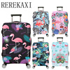 REREKAXI Brand Elastic Luggage Protection Cover Applies18 32 Inch Trolley Suitcase Dust Cover Travel Accessories