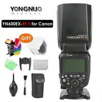 YONGNUO YN600EX RT II Flash Speedlite 2.4G Wireless HSS 1/8000s Master TTL Speedlight for Canon DSLR as 600EX RT YN600EX RT II