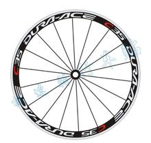 C35 700C Rim Clincher Bicycle Rims Sticker 30/40/50mm Decal Road Bike Wheelset Reflective Stickers