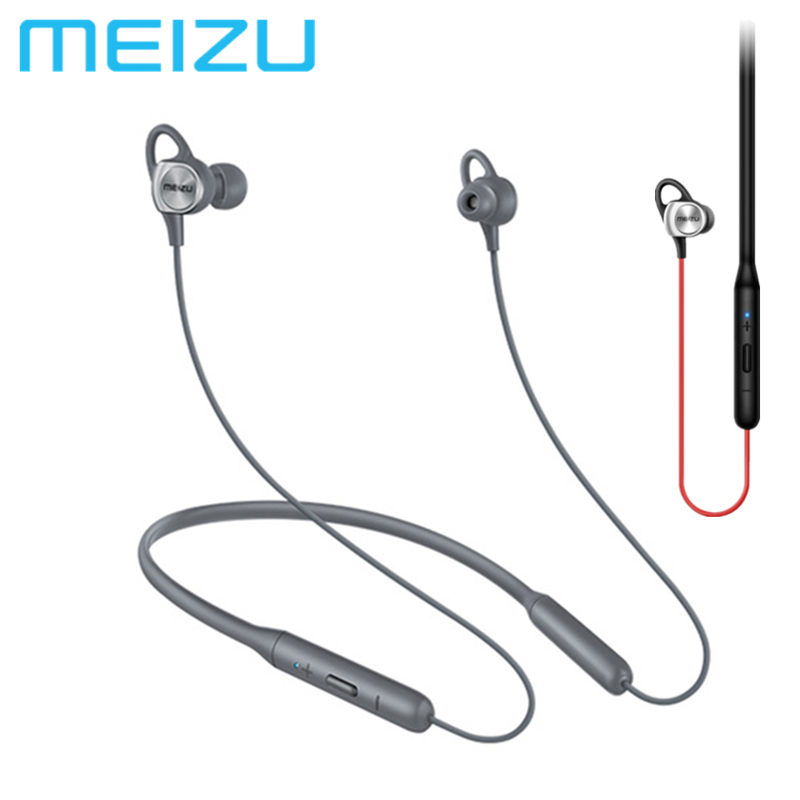 Meizu Sport Headset Bluetooth Wireless Earphone Stereo Headset Earbuds Waterproof IPX5 Sports Hang MIC Supporting Apt-X Earbud