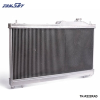 TANSKY-Subaru WRX STi Için Yüksek Performans Alüminyum Radyatör 08-14 Manuel M/T TK-R222RAD