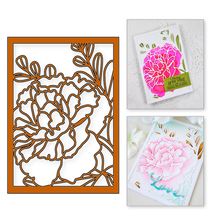 Eastshape Flower Dies Metal Cutting New 2019 For Scrapbooking Album Embossing Crafts Plant Stencil
