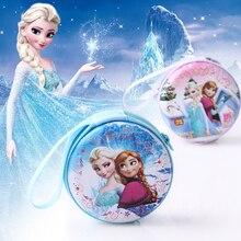 6 стиль Дисней замороженные принцесса Анна и Эльза плюшевые портмоне принцесса маленькие сумки кошелек телефон сумка игрушки для детей gife