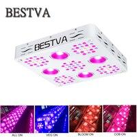BESTVA Smart 1000W LED Grow Light 3 Mode Wireless Remote Control Full Spectrum Grow Lamp For