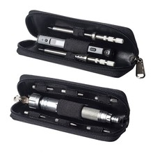 Original Portable Storage Bag For MINI TS100 Soldering Iron & ES120 ES121 Electric Screwdriver Carry Case Waterproof Organizer