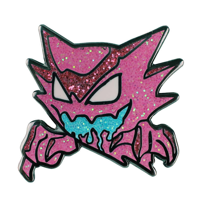 Haunter Risvolto Spille-Pokemon Badge