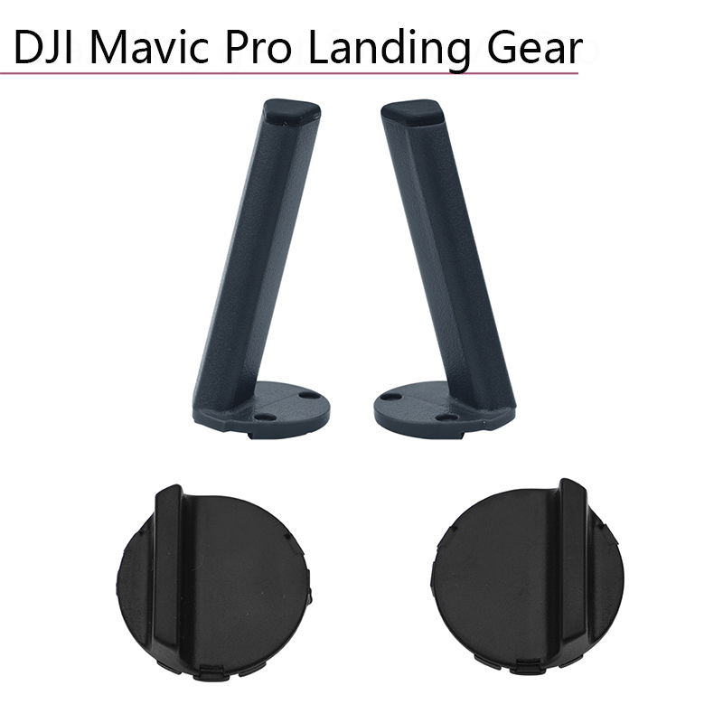 Landing Gear Left Right Back Leg Front Rear Feet Accesorries Base Mount Repair Kits Spare Parts Quadcopter For DJI Mavic Pro