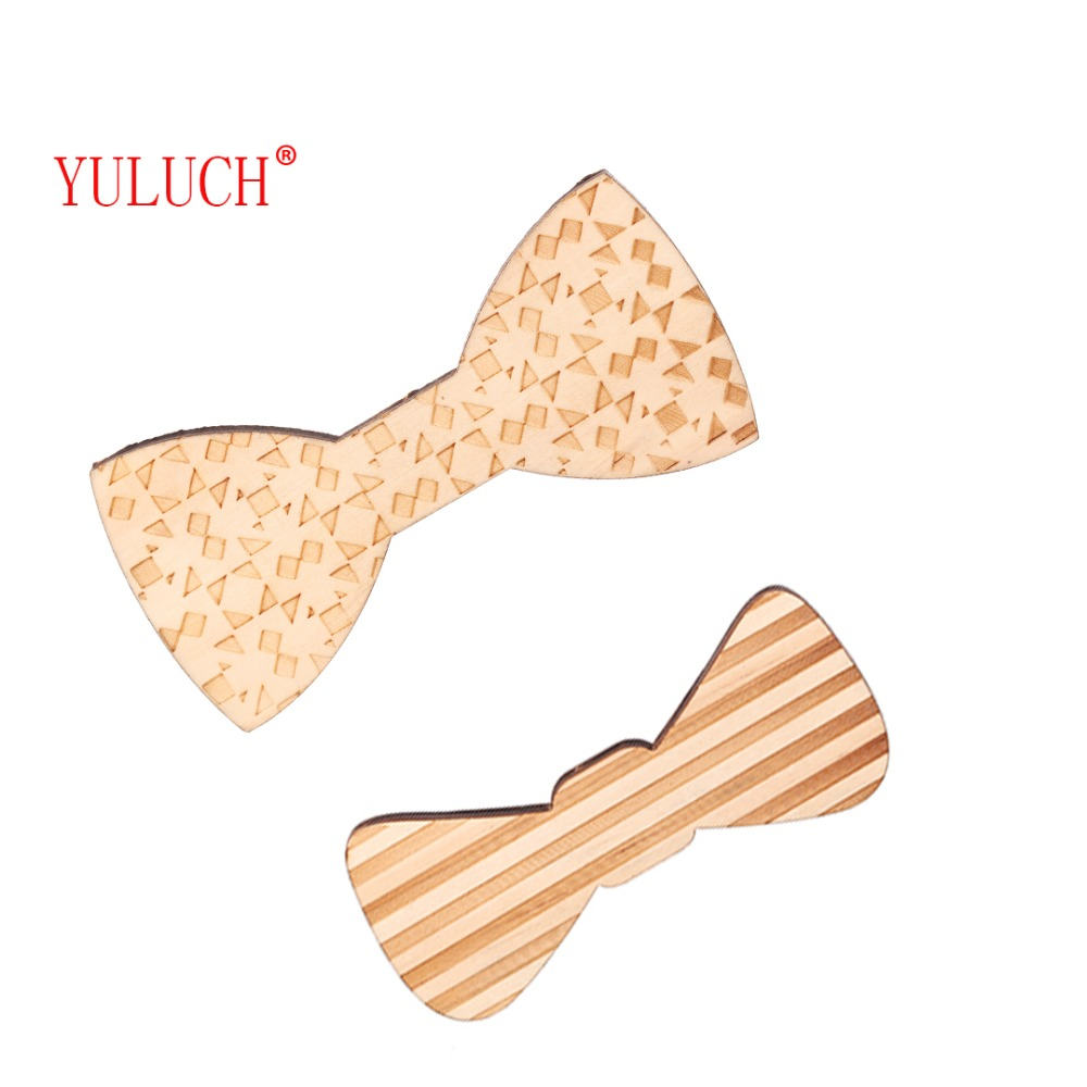 YULUCH wooden Beige color Hairpin for Women Simple art personality Headdress for Girls refined party Jewelry Accessories <font><b>H002</b></font> image